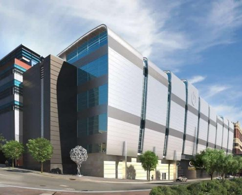 Global Switch Data Centre Pyrmont